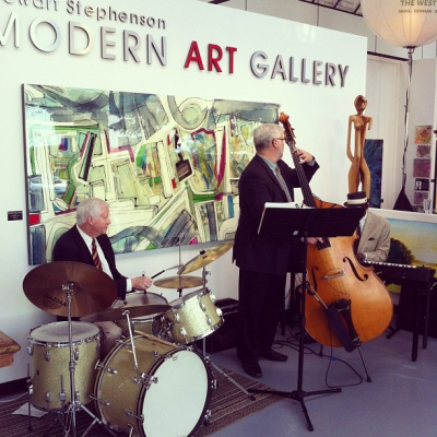"""@westendbia: """"Awesome live jazz tonight. These guys are great! #westendyvr"""""""
