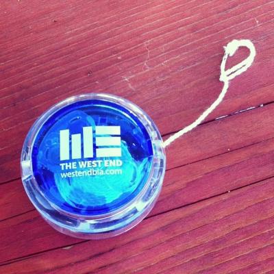 "@westendbia: ""What do you think of our new yo-yos? #westendyvr"""