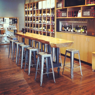 """@westendbia: """"The beautiful new tasting area in @MarquisWineCell where you"""