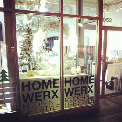 "@westendbia: ""#LoveHomewerx? We do! Stop in tonight during #ShineShopDine! #westendyvr"