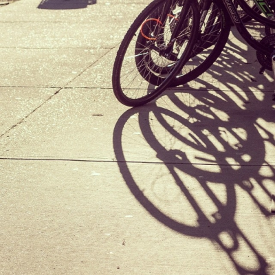 """@westendbia: """"What a great day for a bike ride around"""