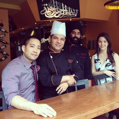 Chef Nourdine Majdoubi's Morocco West Opens on Robson Street