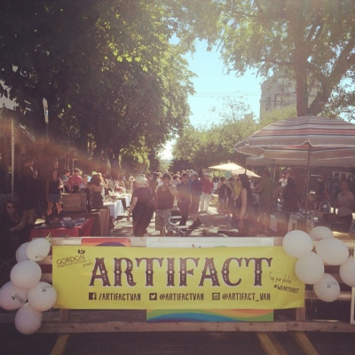 "@westendbia: "".@artifact_van is back again this afternoon! Stop by Bute"