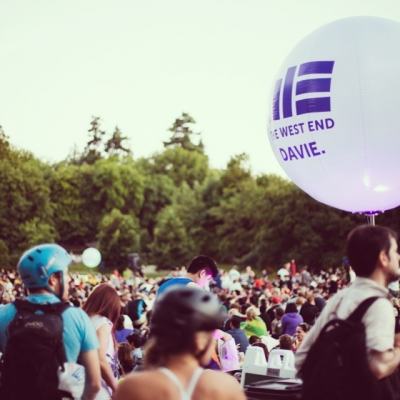 """@westendbia: """"Who made it out to @freshaircinema in Stanley Park"""