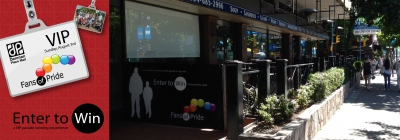 Win a Fans of Pride VIP Experience courtesy of Denman Place Mall