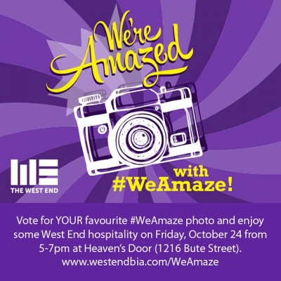 "@westendbia: ""The second phase of our #WeAmaze photo contest has"