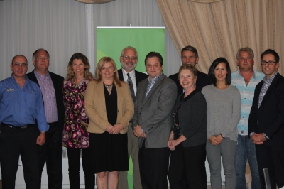 Highlights of the West End BIA's 2014 AGM