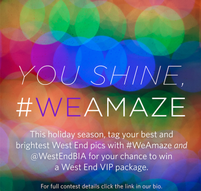 You Shine, #WeAmaze Photo Contest