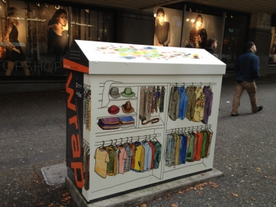 Call for Artists – Utility Box Wraps