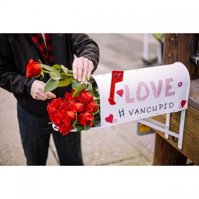 "@westendbia: ""Love is in the air… #VanCupid"""