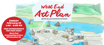 Toward a West End Art Plan
