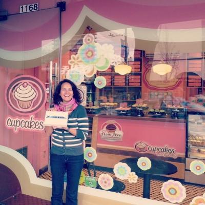 "@westendbia: ""Congratulations to Pam Frydenlund of @theoriginalcupcakes for winning a"