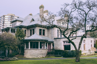 The Future of the West End: Gabriola Mansion is For Sale