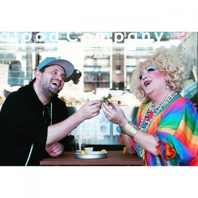 """@westendbia: """"After another successful Hott Smudge Brunch at @TheJunctionPub, DJ"""