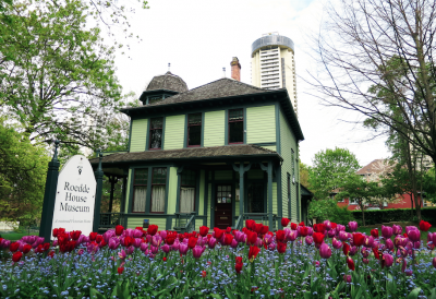 The Roedde House Museum turns 25