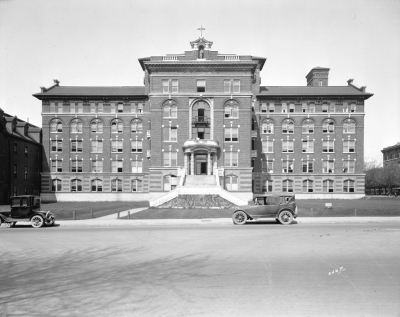 St. Paul's Hospital: A Vancouver Landmark