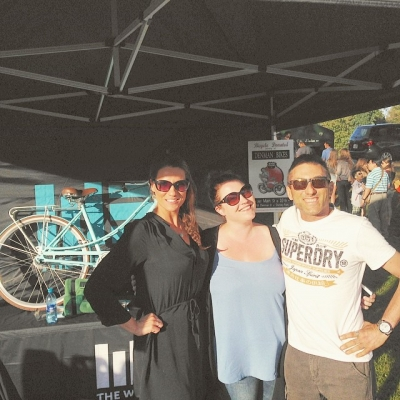 """@westendbia: """"Great times tonight with our friends from @hubrestaurant and"""