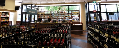 Shopping local with Denman Beer Wine and Spirits