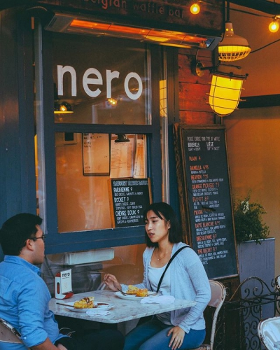 "@westendbia: ""The waffles at Nero Belgian Waffle Bar are perfect"