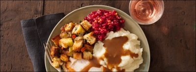 Taste of Thanksgiving at Whole Foods