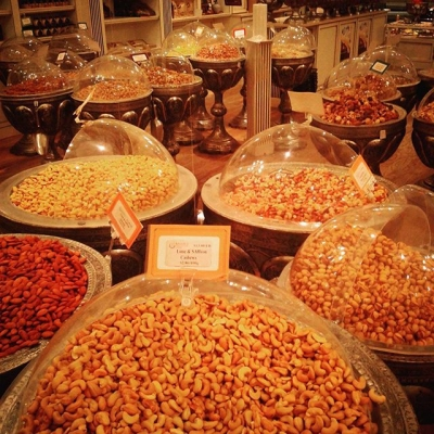 "@westendbia: ""For the exotic nuts and seeds conniseur, #Ayoub's is"