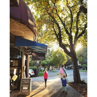 "@westendbia: ""Autumn afternoons always bring such magical light to the"