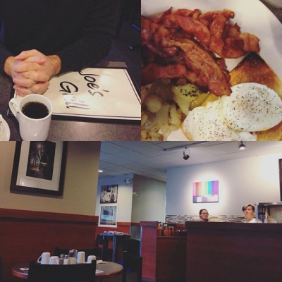 "@westendbia: ""Brunch at Joe's Grill is the perfect rainy day"