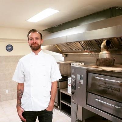 "@westendbia: ""We met up with Chef Dan Lindsey this afternoon"