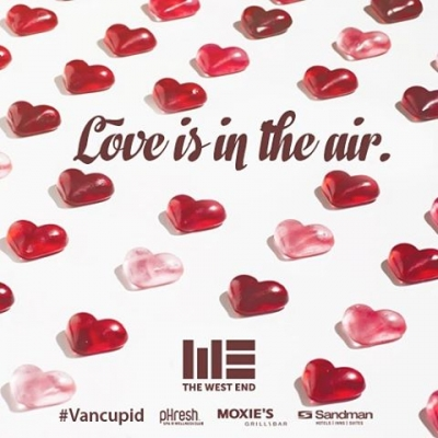 "@westendbia: ""Love is in the air in the West End!"