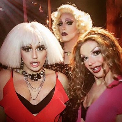 "@westendbia: ""Barron Gurl! Last night, these gurlz brought it! Every"