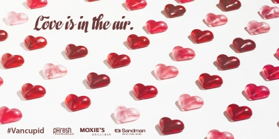 Love is in the air in the West End!