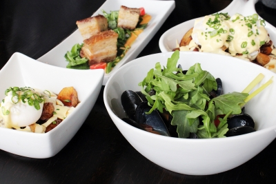 Contemporary Comfort at the Verve Bistro
