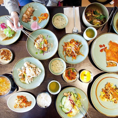 "@westendbia: ""The $20 set lunch @suravancouver will send you on"