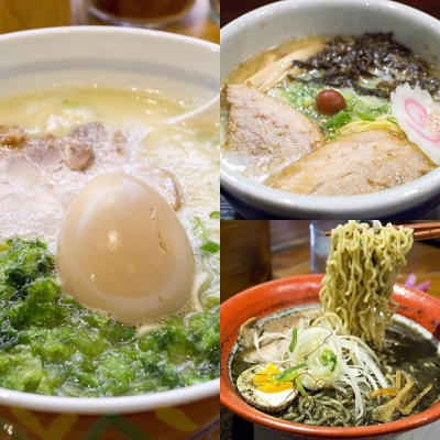 """@westendbia: """"The West End is home to the """"Ramen Row."""""""