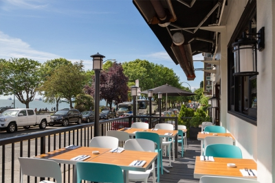 Celebrate Spring at Beach Bay Cafe