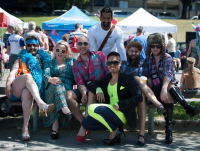 Strut In Support Of LGBT+ Refugees