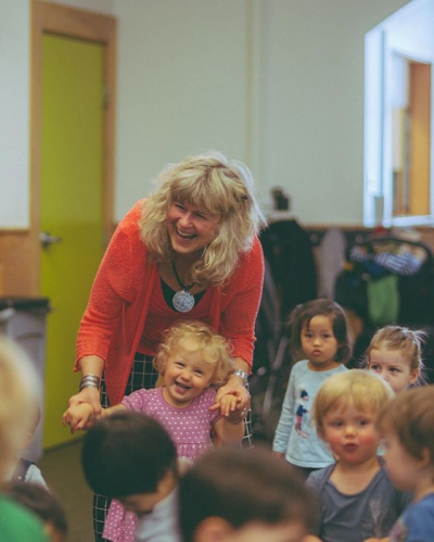 """@westendbia: """"Every Monday and Thursday, @gordonnhouse hosts Creative Playtime. It's"""