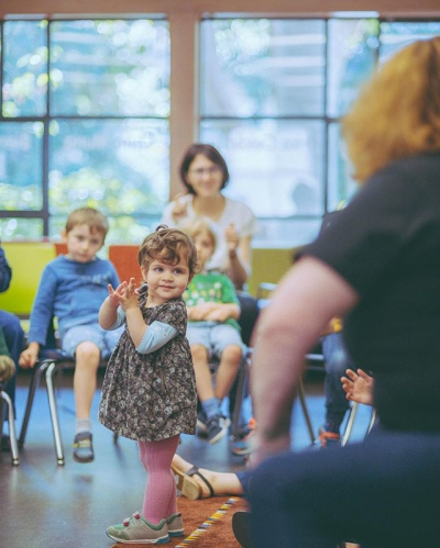 """@westendbia: """"Circle Time teaches children new songs and rhymes @gordonnhouse's"""