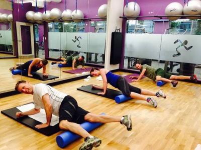 """@westendbia: """"Almost time for @AnytimeFitness' beautiful new #DenmanStreet location to"""