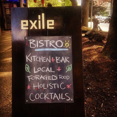 "@westendbia: ""@exilebistro and the @westendbia are giving away a dinner"