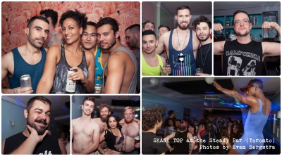 SKANK TOP – A Body Positive Event For Queer Men