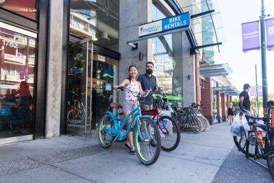 Five Reasons To Explore The West End On A Bicycle