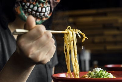 Trick-or-treat! Enter to win a $50 gift card at Ramen Koika
