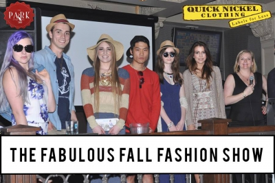 The Fabulous Fall Fashion Show