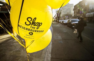 """@westendbia: """"#ShopTheHood and support local retailers in the West End"""