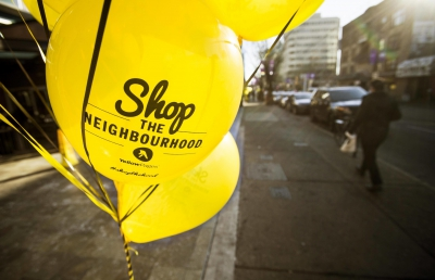 On November 26, Shop The Neighbourhood challenges Canadians to support small businesses by shopping local