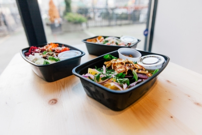 Eat Better at Fit Camp Foods
