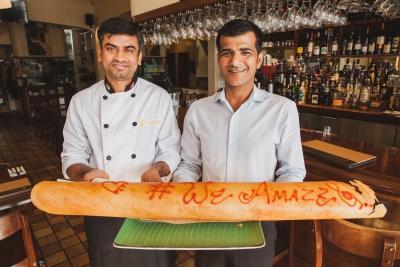 Davie Dosa Company Opens in Davie Village