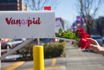 Share The Love With #VanCupid