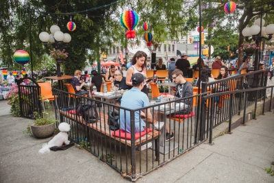 9 Awesome Patios in the West End